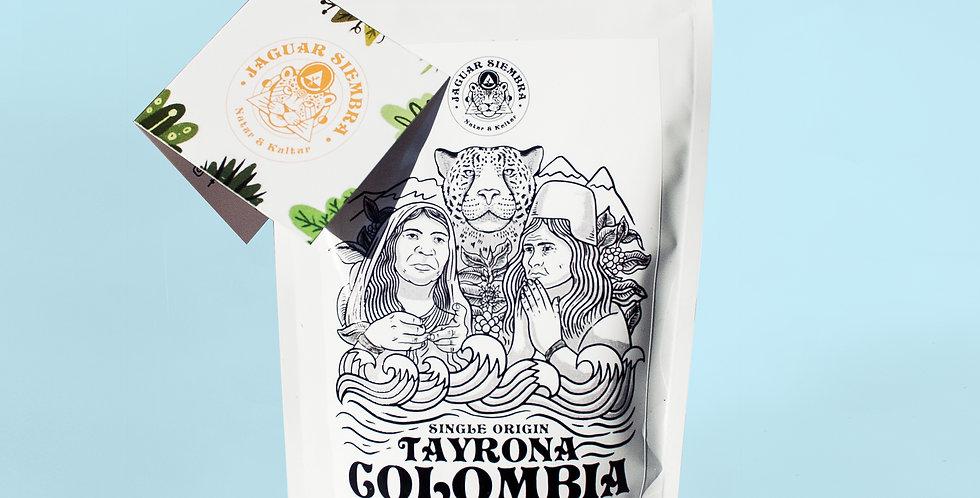 100g Tayrona Coffee for Biodiversity!