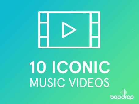 10 Iconic Music Videos