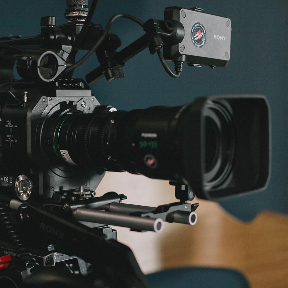 Music video camera