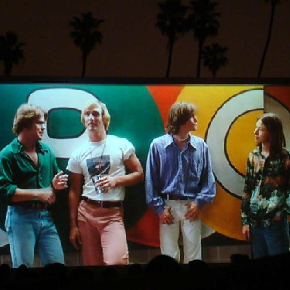 Scene from Dazed and Confused