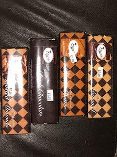 Oliver's Chocolates Candy Bars
