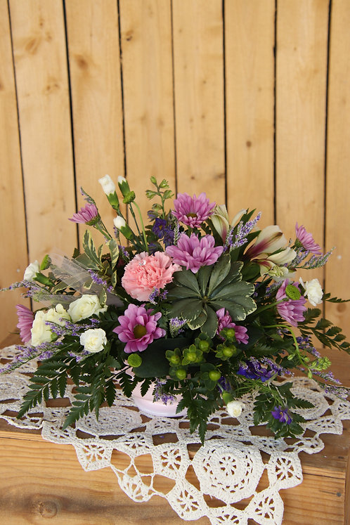 Mom's Violet Victorian Bouquet (MD2134)