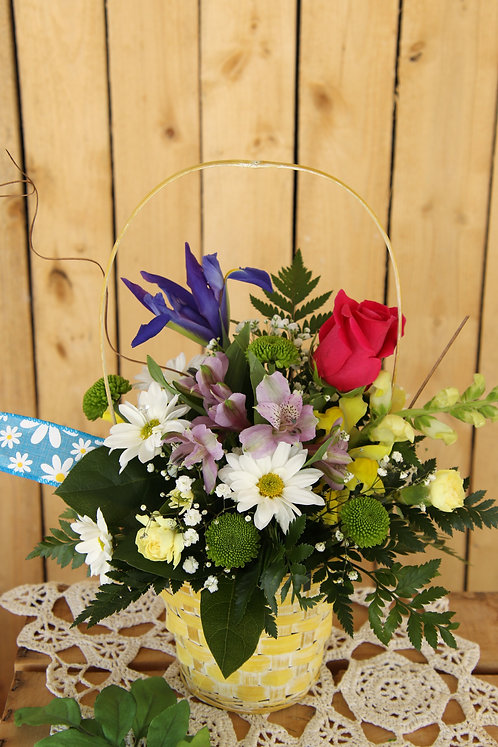 Mom's Basket of Posies Bouquet (MD2129)