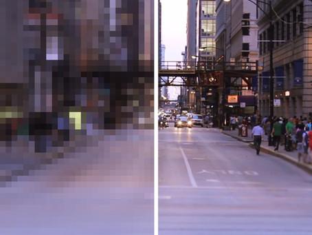 פיקסל - תמונה - וידאו    איך נוצר הווידאו שאנחנו רואים