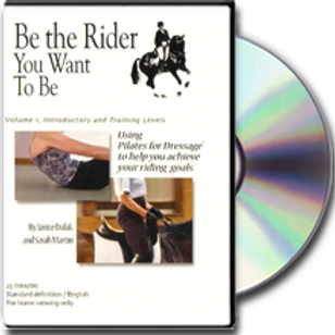 Be the Rider You Want to Be DVD