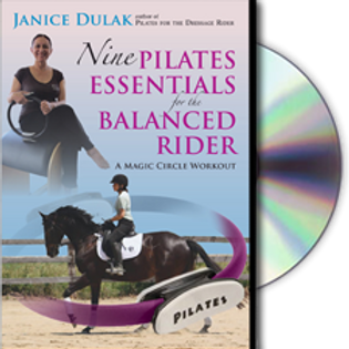 9 Pilates Essentials for the Balanced Rider DVD