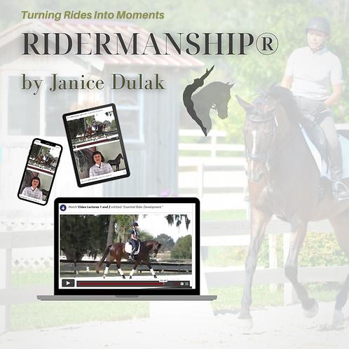Ridermanship® October - March 2021