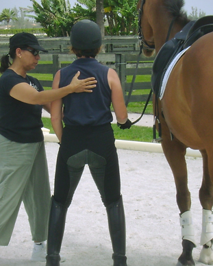Pilates for Dressage Clinic