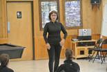 Janice teaching