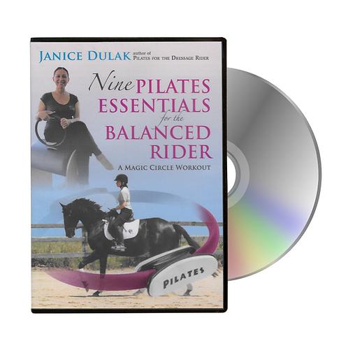 Nine Pilates Essentials DVD