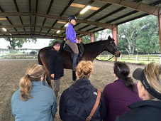 Pilates for Dressage instructor course
