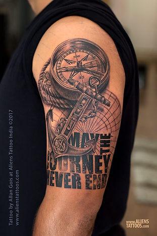 Travellers Tattoo