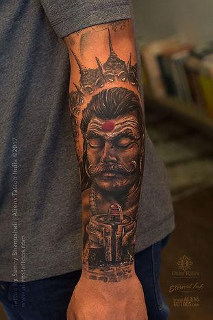Ravana Tattoo