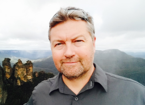 Visiting the Three Sisters in Blue Mountains