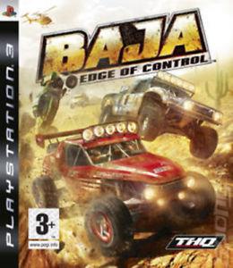 BAJA:Edge of Control