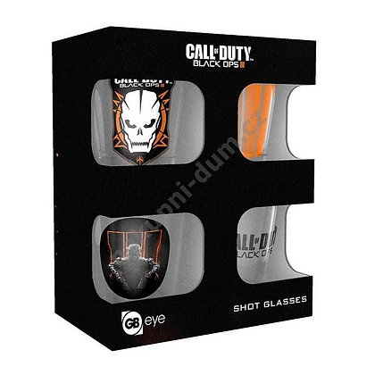 Call of Duty Black Ops 3 Shot Glasses