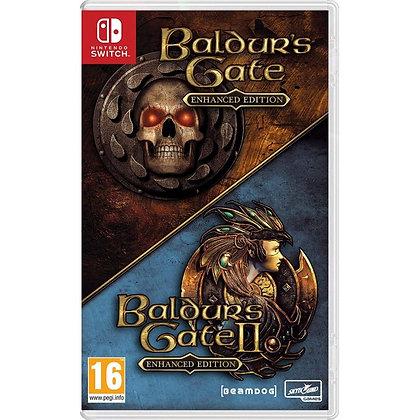 Baldur's Gate Enhanced Edition Nintendo