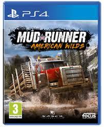 Mud Runner:American Wilds