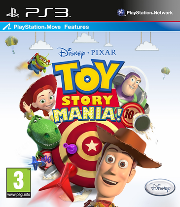 Toy Story:Mania