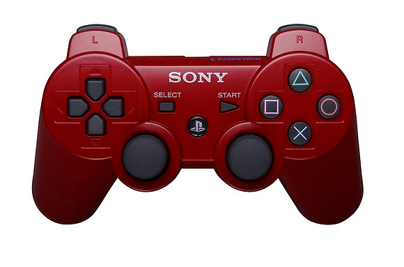 Sony PS3 DualShock 3 RED