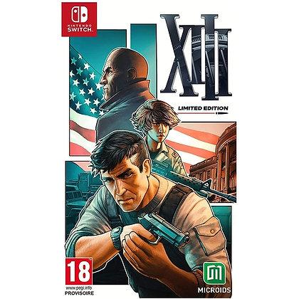 XIII Limited Edition Nintendo