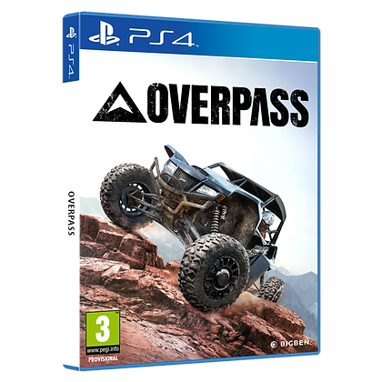 Overpass PS4 Game - Image 1 Overpass PS4 Game - Image 2 Overpass PS4 Game - Ima
