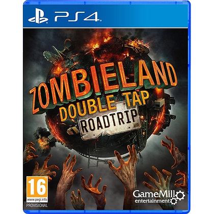 Zombieland Double Tap PS4