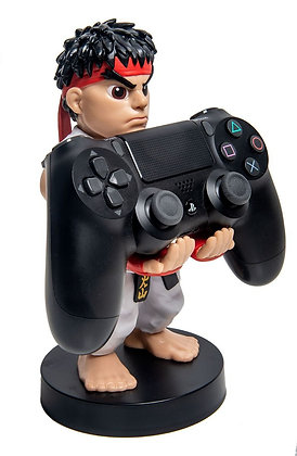 Street Fighter: Ryu Phone and Controller Holder