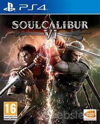 Soul Caliber 6
