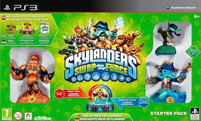 Skylanders:Swap Force Starter Pack