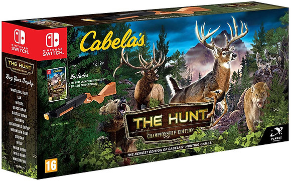 Cabela's The Hunt - Championship Edition (Nintendo Switch)