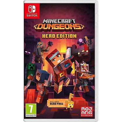 Minecraft Dungeons Nintendo