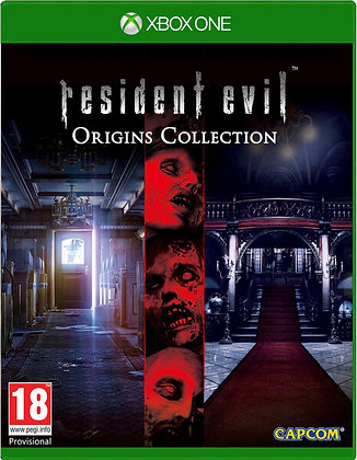 Resident Evil:Origins Collection