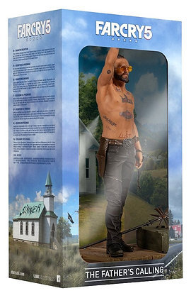 Far Cry 5: The Father's Calling Figurine
