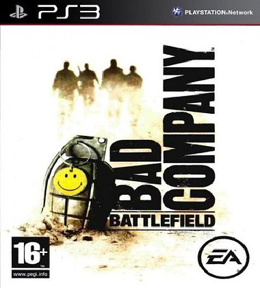 BATTLEFIELD:BAD COMPANY