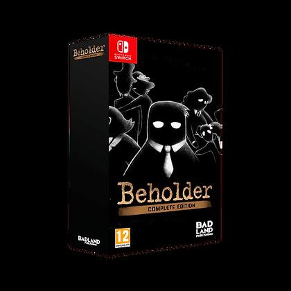 Beholder Complete Edition Nintendo