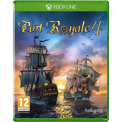 Port Royal 4 Xbox One Game