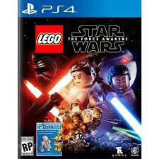 LEGO:Star Wars The Force Awakens