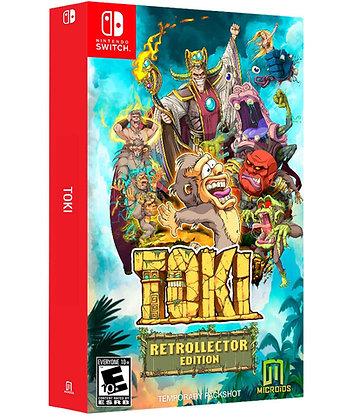 Toki: Retrollector Edition [Nintendo Switch]