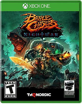 Battle Chasers:Night War