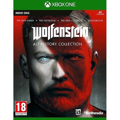 Wolfenstein Alt History Collection Xbox