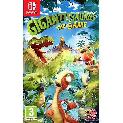 Gigantosaurus The Game Nintendo