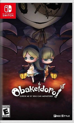 Obakeidoro catch me if You Can Monsters