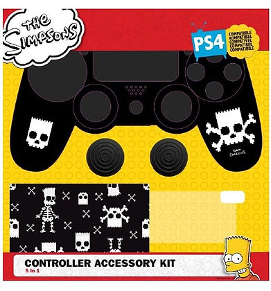 The Simpsons Controller Accessory Kit