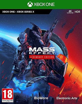 Mass Effect Legendary Edition Xbox One