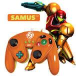 Wired Fight Pad- Samus
