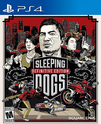 Sleeping Dogs:Definite Edition