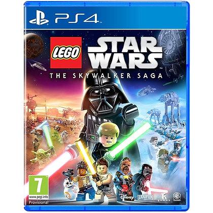 Lego Star Wars The Skywalker Saga PS4 Game