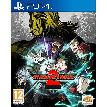 My Hero's One Justice 2 PS4  (Pre-Order Bonus DLC)