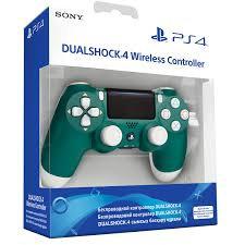 Sony DualShock 4 Wireless Controller (Alpine Green)